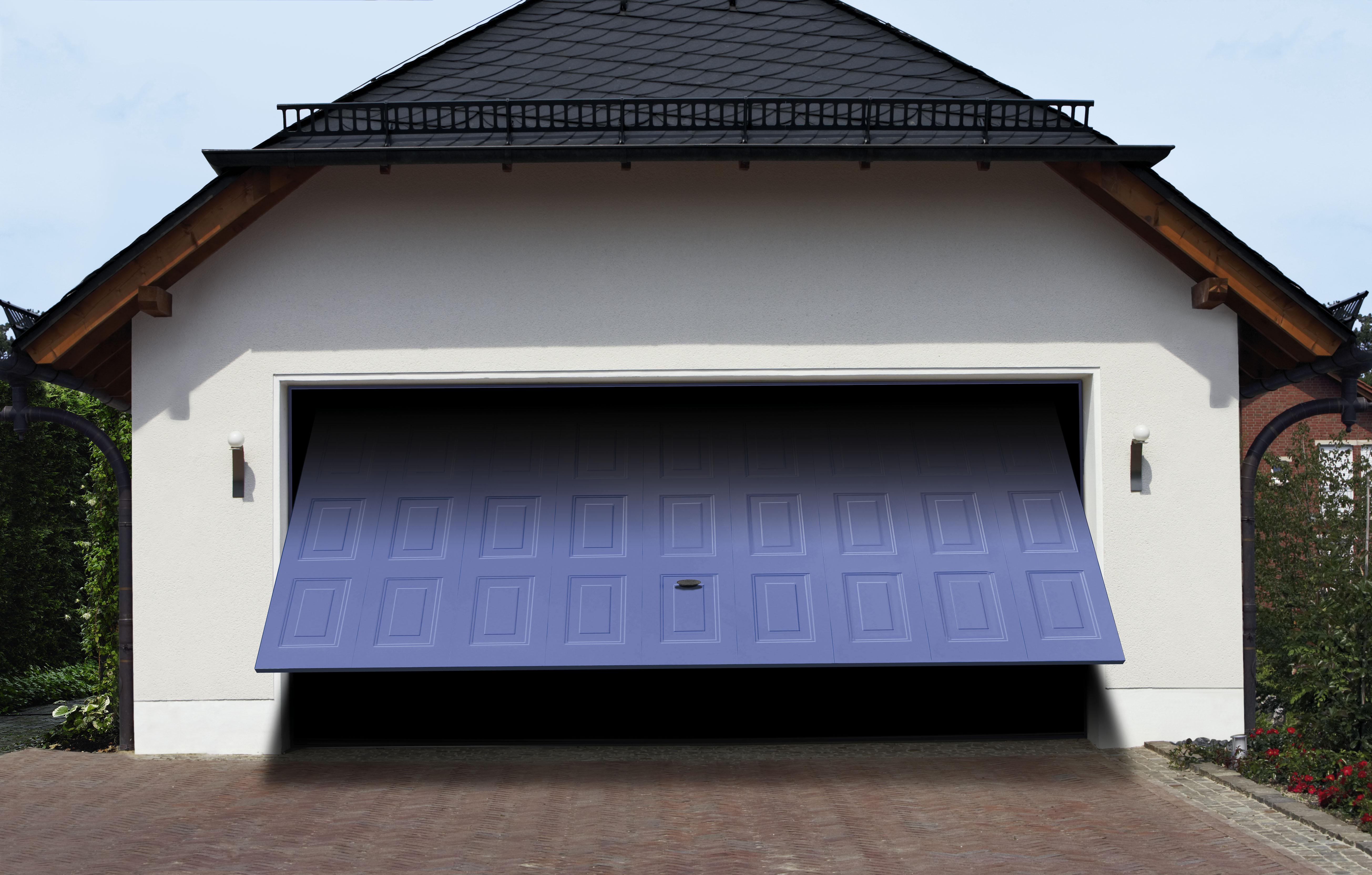 Portes de garage basculantes hauteur largeur - Porte garage basculante 200x300 ...