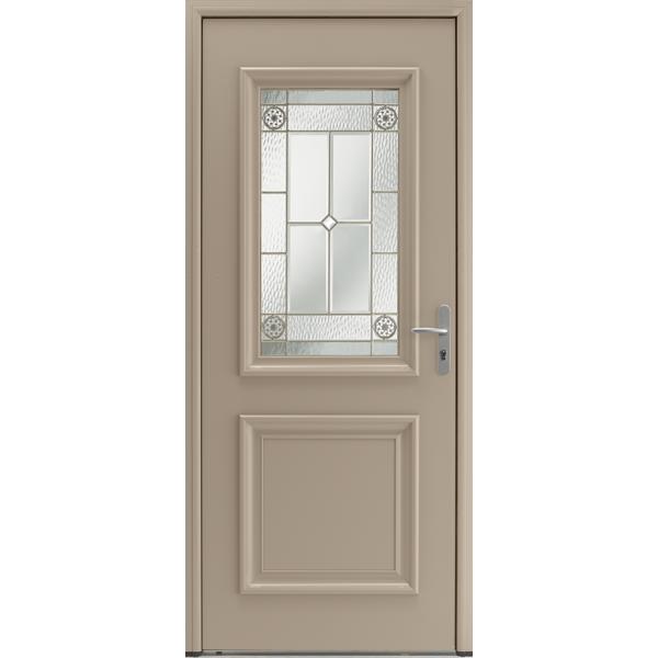 portes d 39 entr e aluminium hauteur largeur. Black Bedroom Furniture Sets. Home Design Ideas