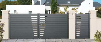 Découvrez tous les conseils Hauteur Largeur pour bien choisir votre portail, spécialiste de vos menuiseries extérieures et intérieures à Nantes.