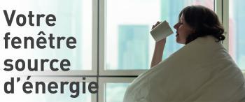 Votre fenêtre : risque de déperdition ou source de chaleur ?