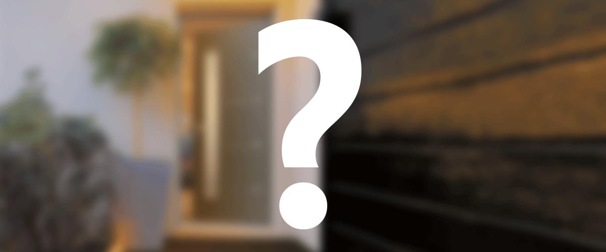bien choisir sa porte d entr e hauteur largeur. Black Bedroom Furniture Sets. Home Design Ideas