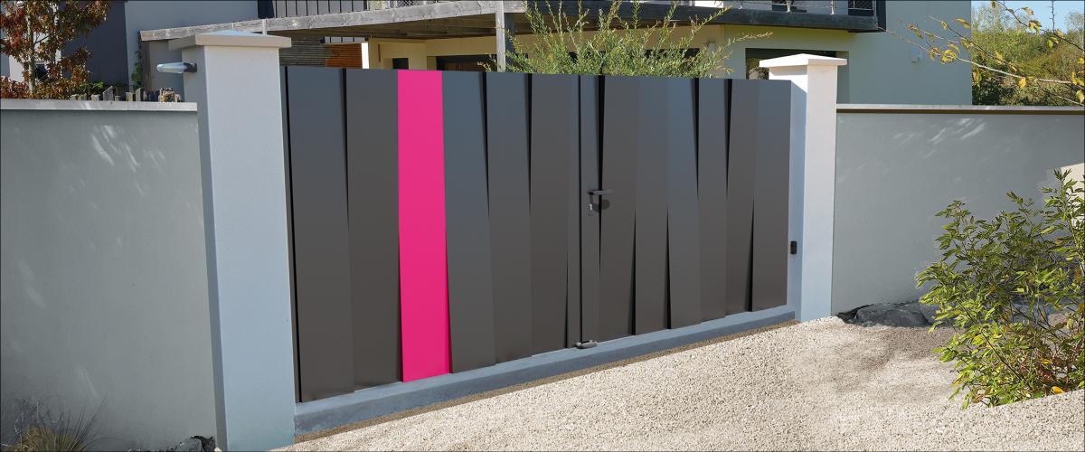 Hauteur Largeur dispose d'une large gamme de choix de portails et de clôture pour votre sécurité. Gamme PVC, aluminium et bois présentation possible dans le réseau Hauteur Largeur de Nantes