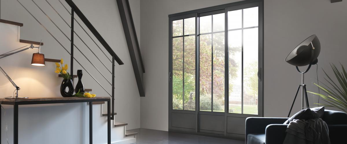 SWAO - Menuiseries extérieures aluminium Swao présentées chez Hauteur Largeur
